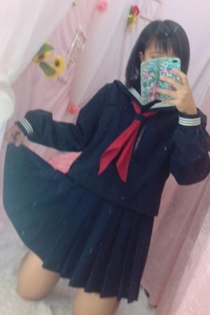 10/24体験入店初日ゆめあJK中退年齢18歳